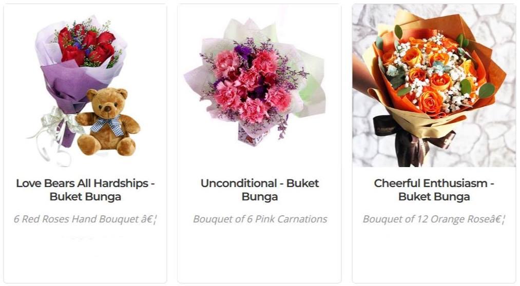 Toko Bunga & Online Florist Pandeglang Murah Gratis Ongkir Terbaik #1